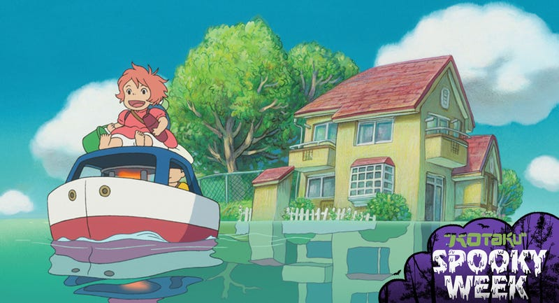 The Spooky Theory About Studio Ghiblis Ponyo And Death