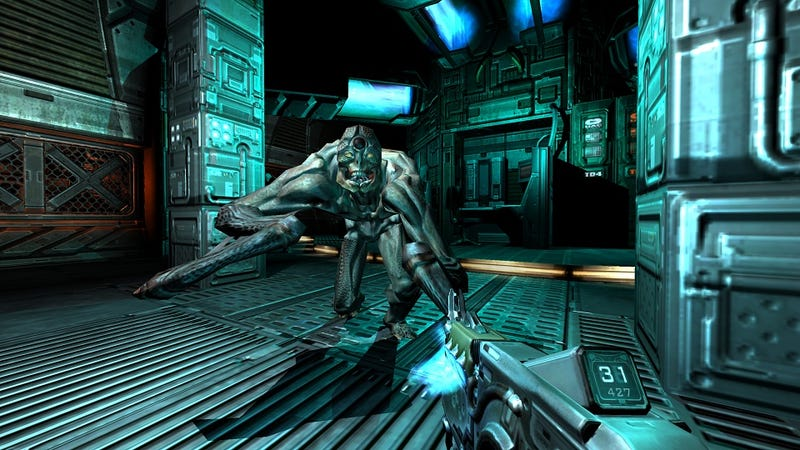 Kill Some Time With Doom 3 In Your Browser
