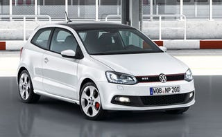 Illustration for article titled 2010 VW Polo GTI: A Rocket We'd Pocket If U.S. Dealers Could Stock It