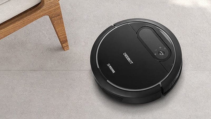 ECOVACS N78 Robotic Vacuum, $135 with code FVIHGUYX