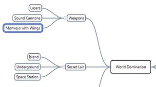 Illustration for article titled Bluemind Is an Ultra-Lightweight Mind Mapping Application