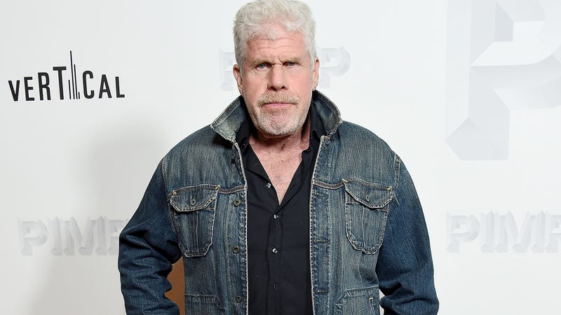 Illustration for article titled Ron Perlman won't work in Georgia now that Stacey Abrams has conceded