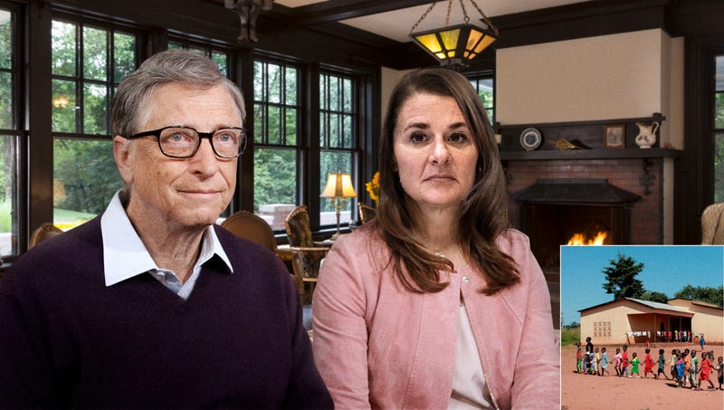 Illustration for article titled Bill & Melinda Gates Shocked To Learn Ghanaian School Never Intended To Pay Back Money Lent To Them