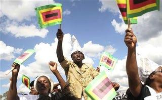 Illustration for article titled Zimbabwe Assesses Mugabe's 28 Years