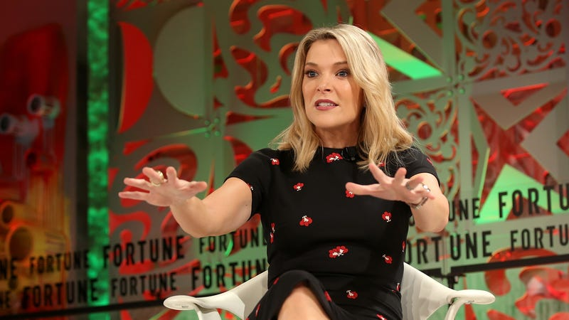 """Illustration for article titled Megyn Kelly might be failing upward to a more """"serious"""" position at NBC News"""