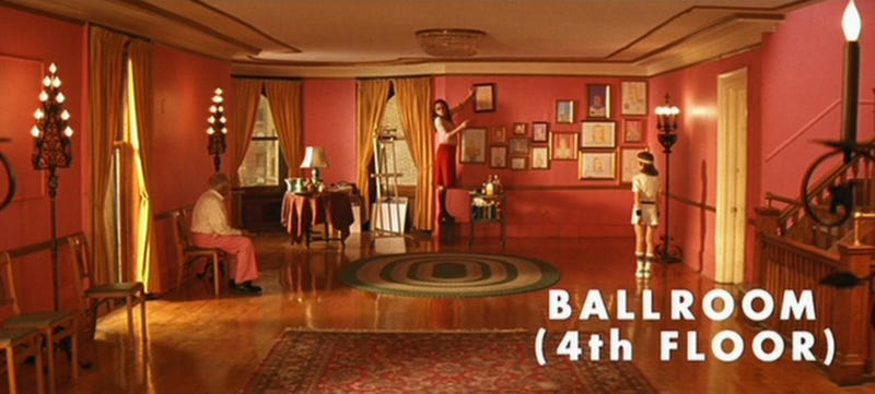 A Tour Of The Royal Tenenbaums Wes Anderson S Only Film