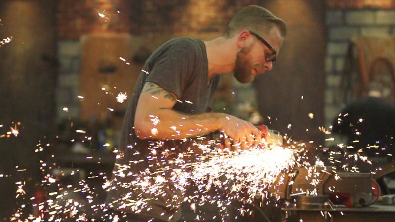 Forged In Fire (Photo: History, Leftfield Pictures)