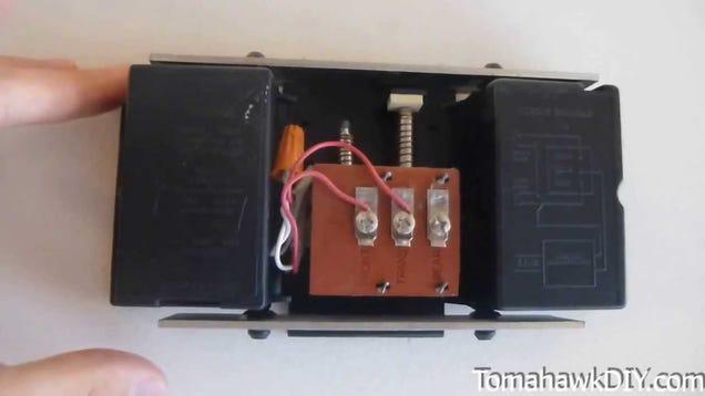 repair a broken doorbell with this simple fix. Black Bedroom Furniture Sets. Home Design Ideas