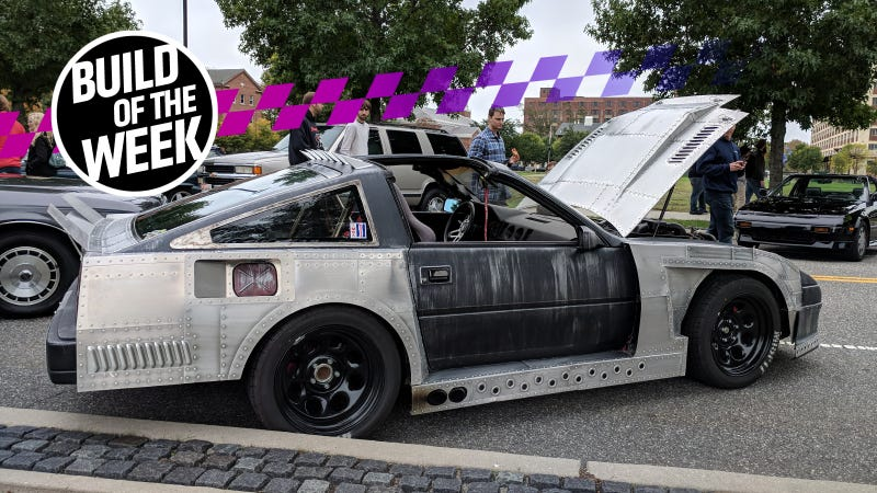 This Apocalypse-Ready Nissan 300ZX Does Battle With an