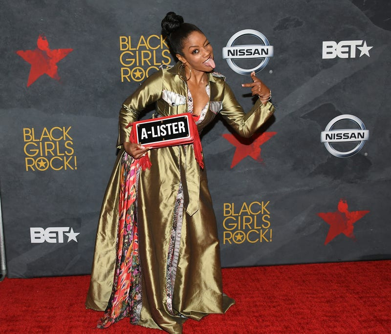Tiffany Haddish attends Black Girls Rock! 2017 at NJPAC on Aug. 5, 2017, in Newark, N.J.. (Dia Dipasupil/Getty Images for BET)