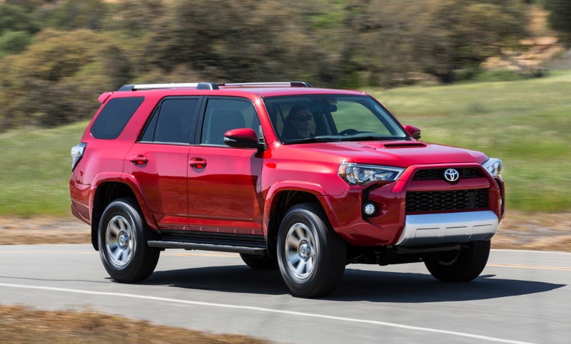 The Toyota 4Runner Is One Of The Toughest, Most Reliable SUVs Of All Time.  What Do You Need To Know Before You Buy A Toyota 4Runner?