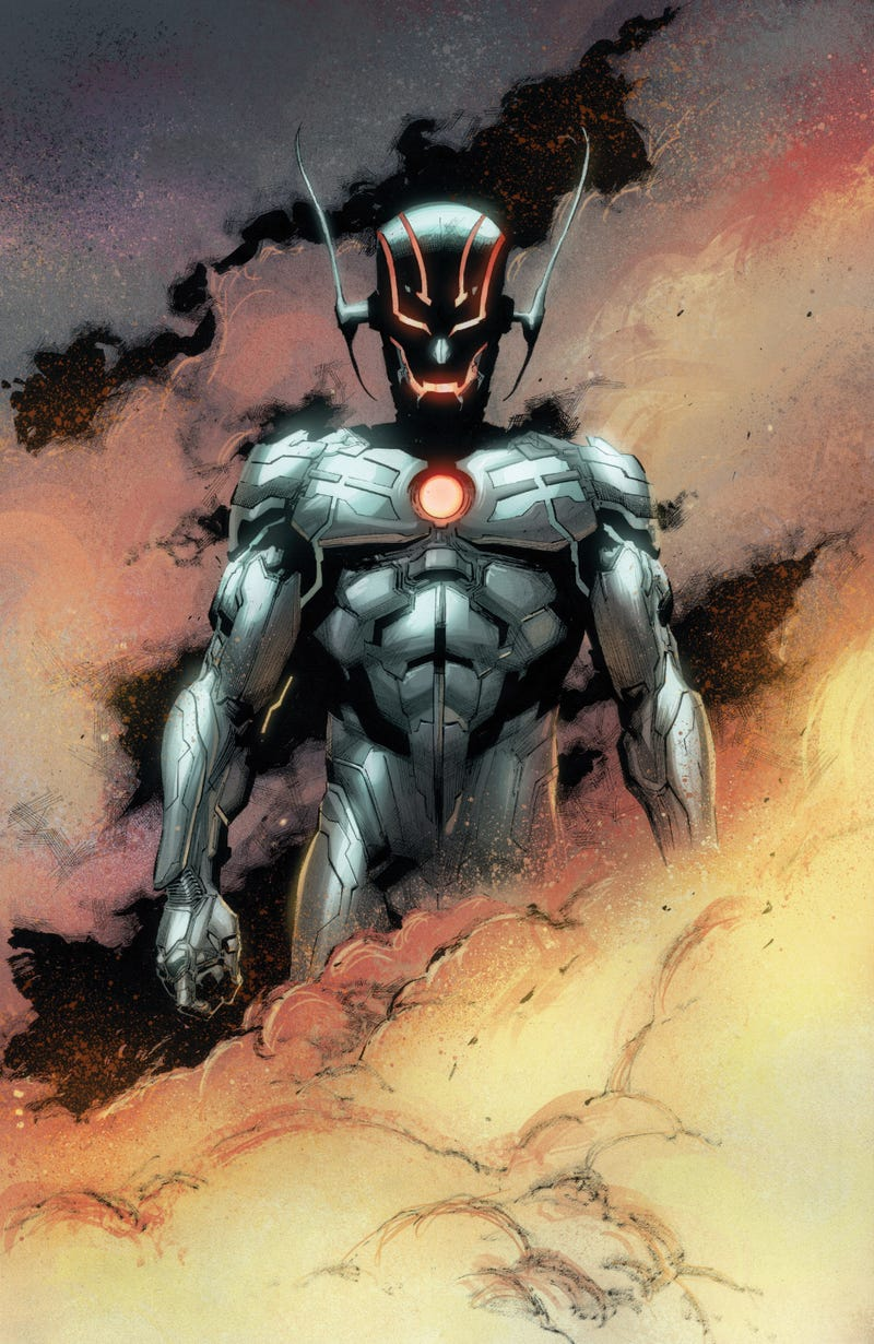 Illustration for article titled An Ultron-mate Reader's Primer for Age of Ultron