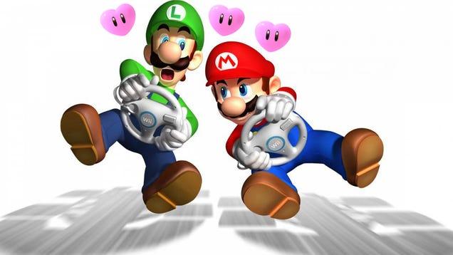 SEX WEEK: Mario Kart Is For Lovers