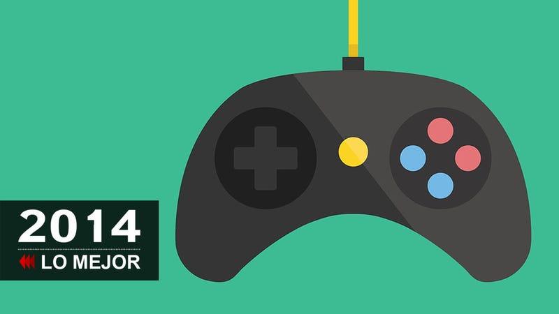 Illustration for article titled Los mejores videojuegos de 2014