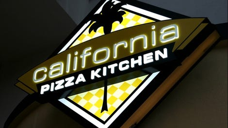 California Pizza Kitchen Recall