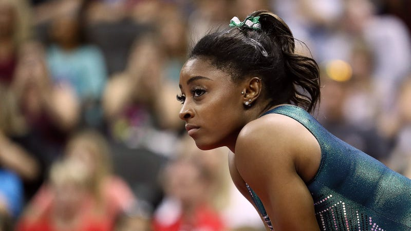 Illustration for article titled Simone Biles Speaks Out on Brother's Murder Arrest: 'My Heart Breaks for Everyone Involved'