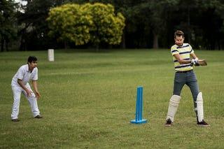 Illustration for article titled Anyu, kimegyünk egy kicsit krikettezni!