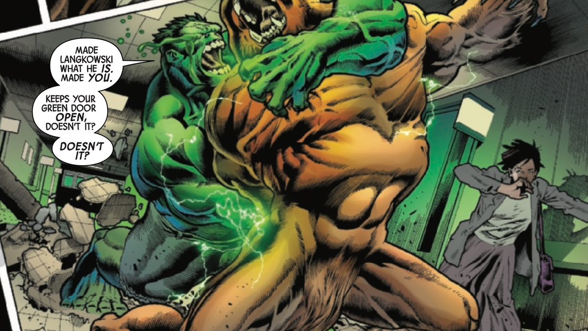 Ghosts Of The Past Make Immortal Hulk A Riveting Superhero Horror Story