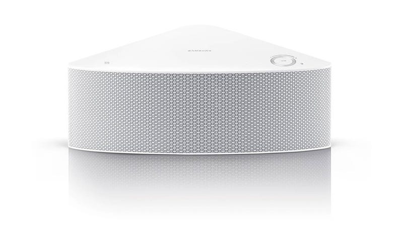Illustration for article titled Samsung Shape M7 Wireless Speaker: A Sonos by Any Other Name...