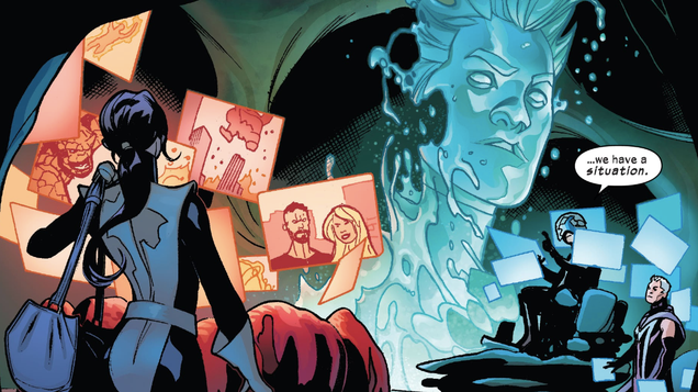 Franklin Richards  Choice Between the X-Men and the Fantastic Four Just Got Way Easier