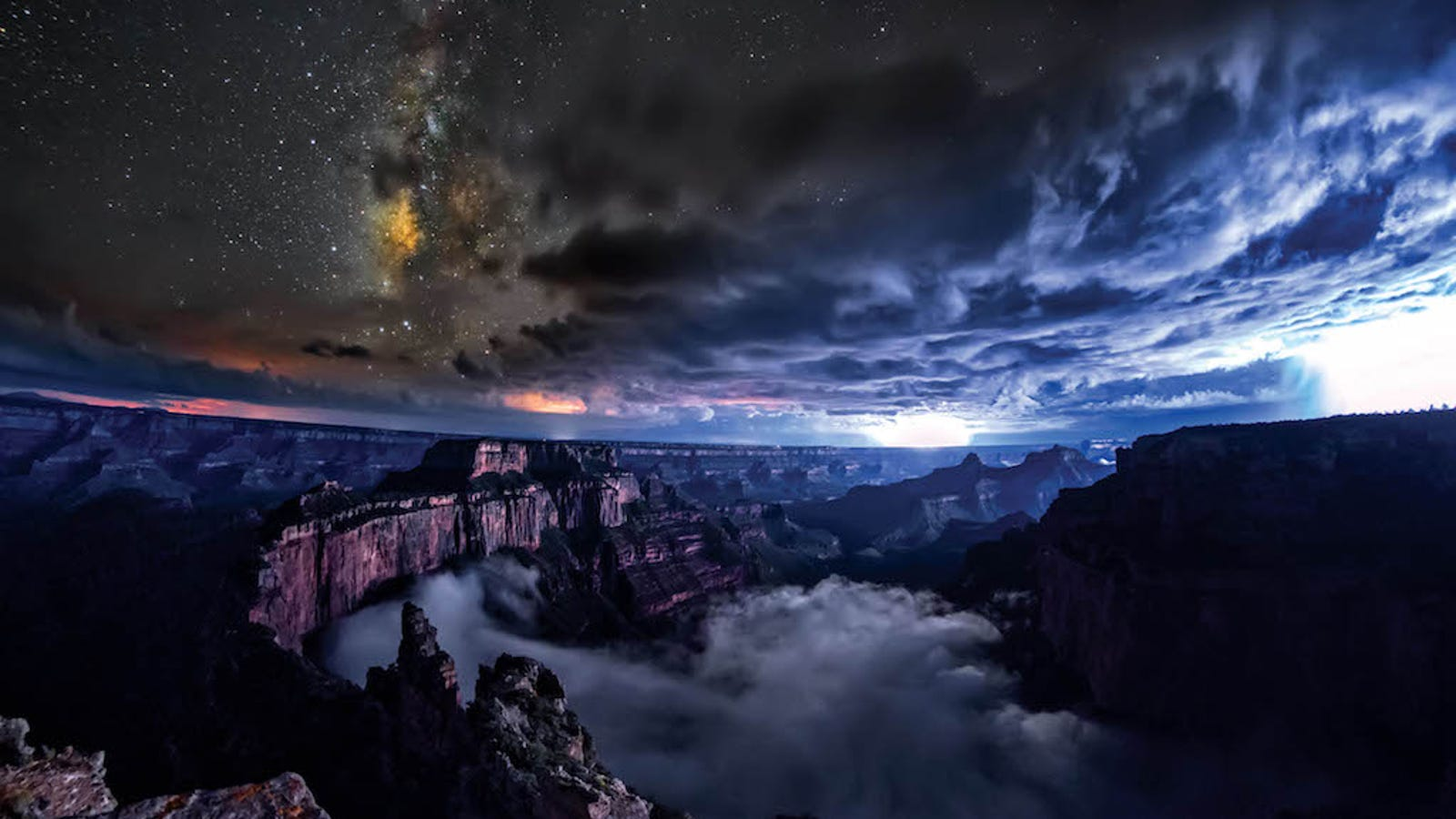 This Time Lapse Video of the Grand Canyon Will Give You an Existential Crisis