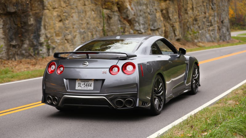 It Weighs As Much As An Apartment Building. It Doesnu0027t Have The Fancy Badge  That Usually Comes With Its Price Tag. Despite All That, The Nissan GT R Is  ...
