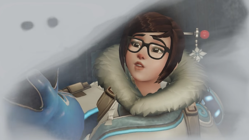 Illustration for article titled Overwatch's Mei Buff Is Useful, But Only If You're Smart