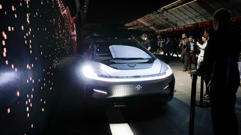 Faraday Future and Evelozcity have been legally feuding for months.