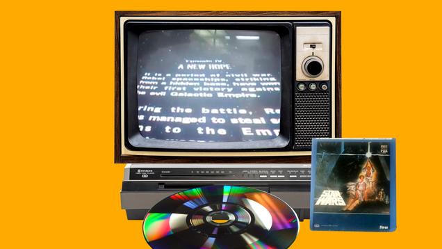 I Miss Videodiscs, the Fragile