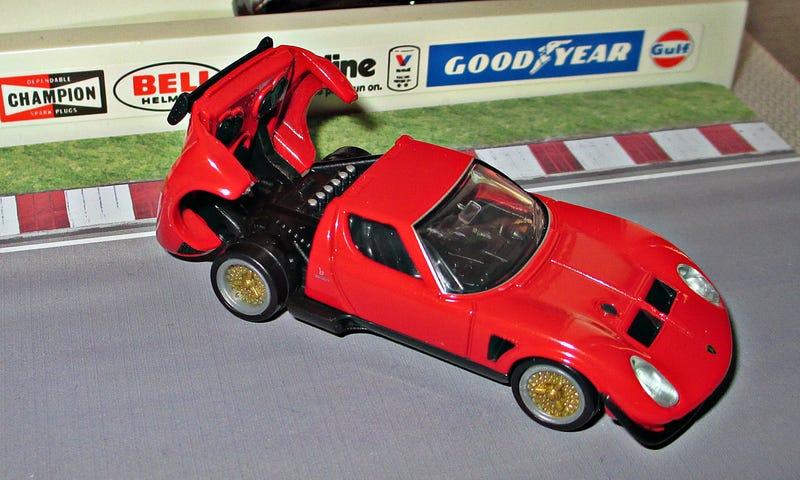 Spaghetti Sunday Lamborghini Miura Jota Svr