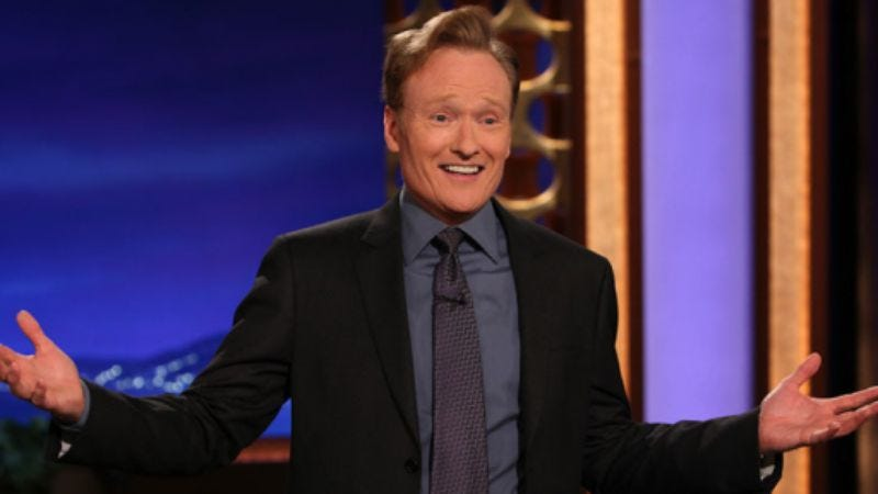 Illustration for article titled TBS buying another show from Conan O'Brien