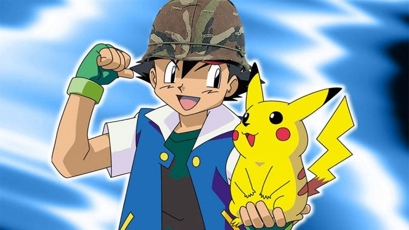 Illustration for article titled Pokémon Inspired The US Army To Think About Building An Epilepsy Gun