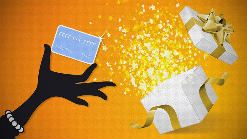 Illustration for article titled The Best Credit Cards for Earning Rewards
