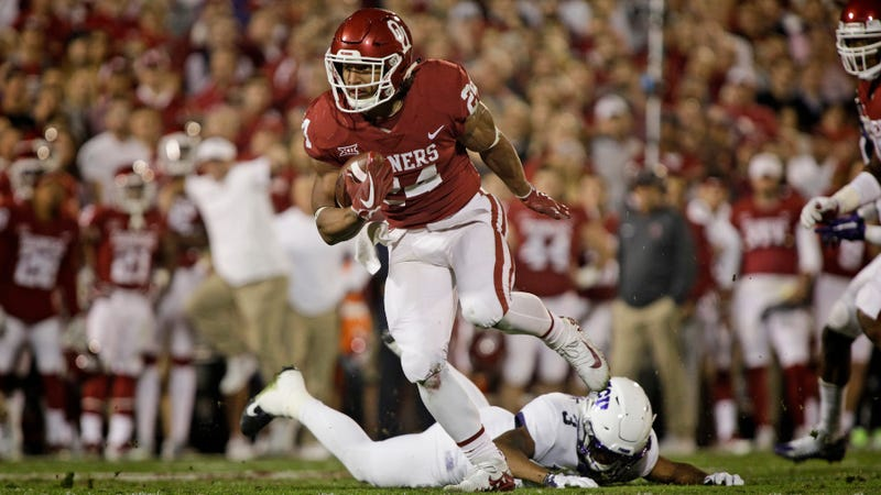 Oklahoma Running Back Rodney Anderson Will Not Face Charges After Rape Accusation