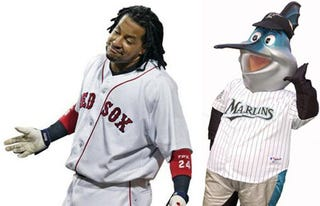 Illustration for article titled Manny May Be A Marlin In A Matter Of Minutes