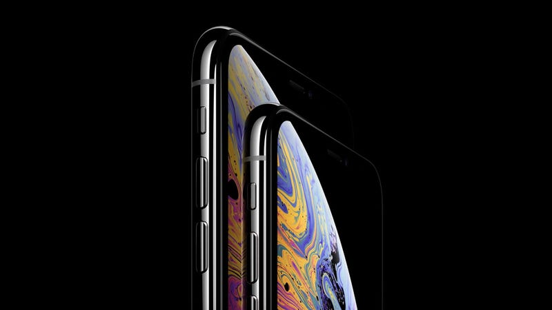 Illustration for article titled Lawsuit Claims Apple Lied About Its Display and Shady Marketing Obscured the Notch
