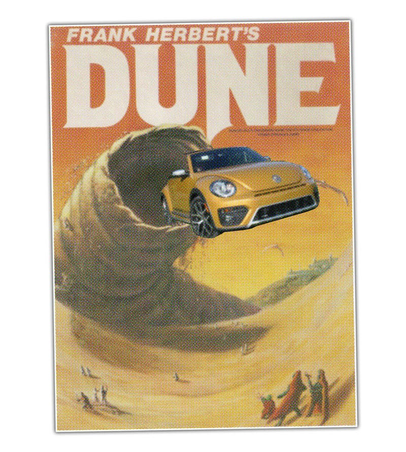 Illustration for article titled All The Geeky Dune-Related Stuff Cut Out Of The Beetle Dune Review