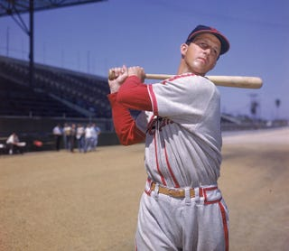Illustration for article titled Cardinals Great Stan Musial Dead At 92