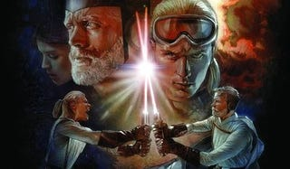 Illustration for article titled The Star Wars, Issue 2