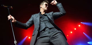 Robin Thicke (Mike Coppola/Getty Images for MTV)