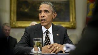 President Barack ObamaBRENDAN SMIALOWSKI/Getty Images