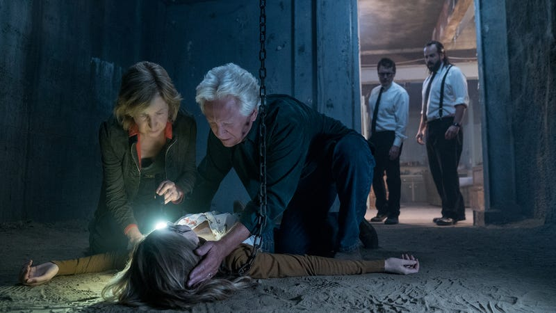 The dark and creepy gets dull and creaky in Insidious: The ...