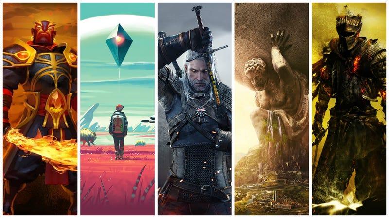 Illustration for article titled Estos fueron los 100 juegos más vendidos en Steam durante 2016