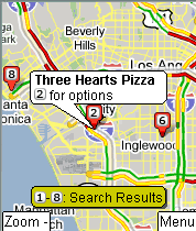 Illustration for article titled Google Maps Mobile adds traffic details