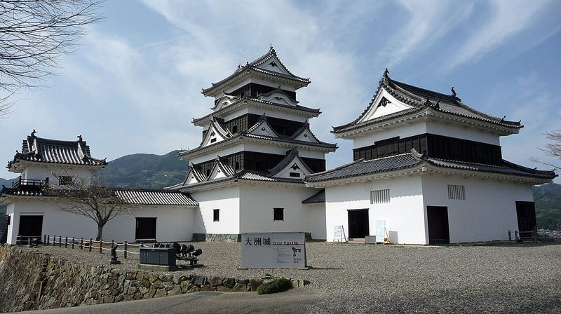 Stay In A Japanese Castle For Only $9,000 A Night