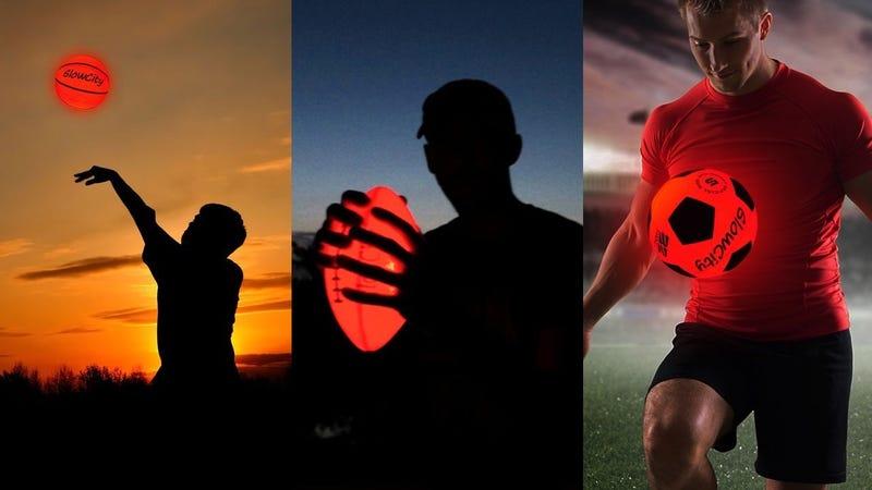 GlowCity Light-Up Sports Balls | $19 | Amazon