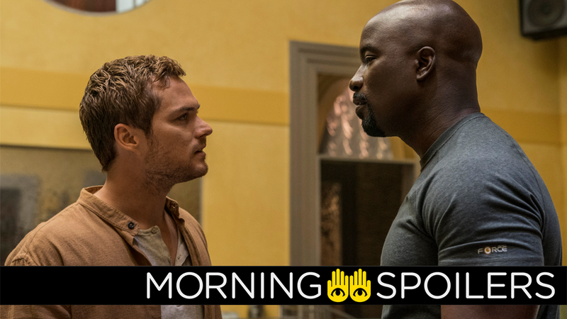 Could Danny Rand and Luke Cage get their own team-up show? Cheo Hodari Coker thinks so.