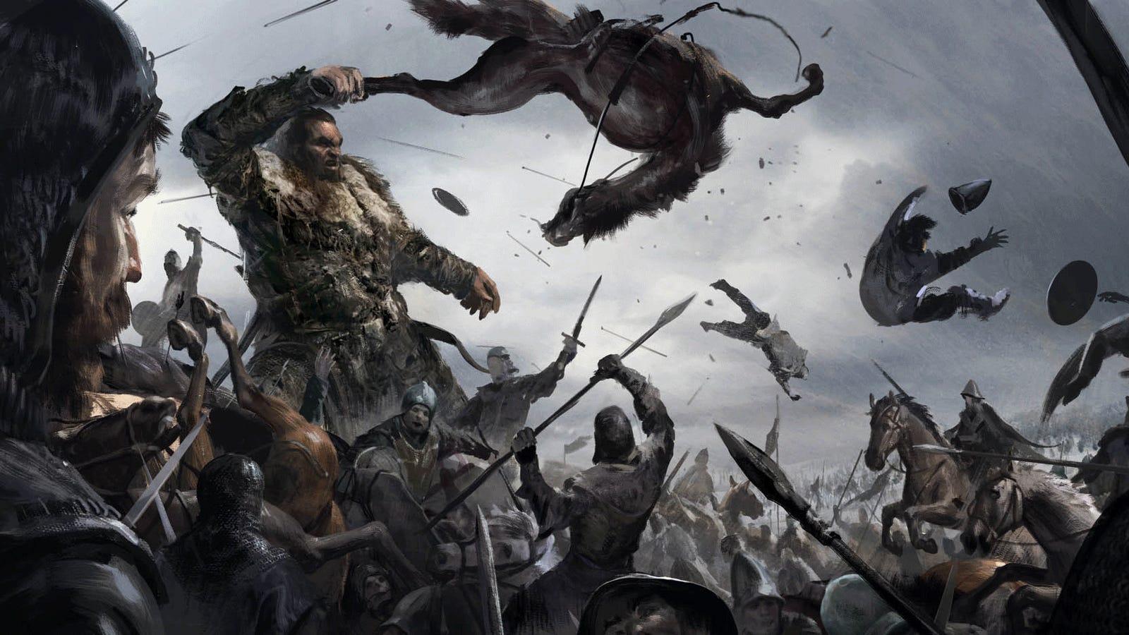 The Concept Art BehindGame Of Thrones: Season 6