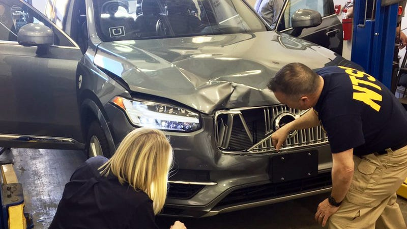 Arizona S Governor Ends Uber S Self Driving Car Tests Indefinitely