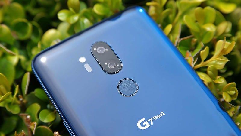 El LG G7 ThinQ —un terminal que costaba 750 euros en 2018— se puede encontrar en Amazon por 450€